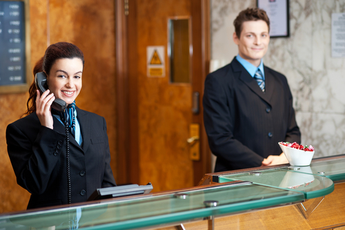 Providing Exceptional Customer Service The Front Desk