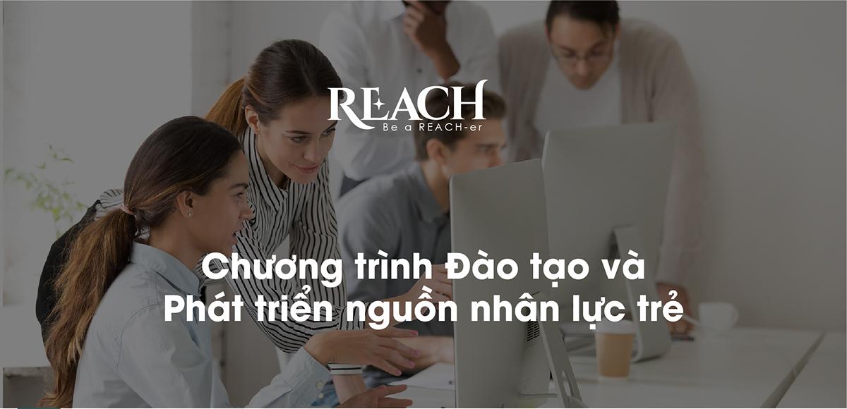 Reach, chuong trinh dao tao va phat trien nguon nhan luc tre